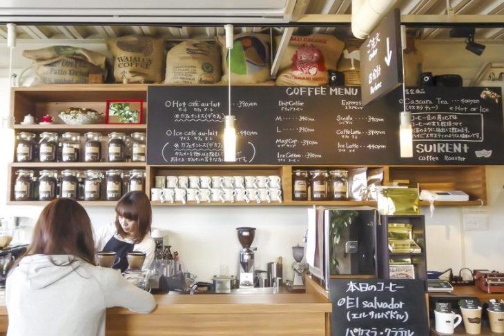 コーヒーの開業