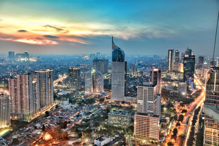 インドネシアはビジネスチャンス《起業資金を投資します》
