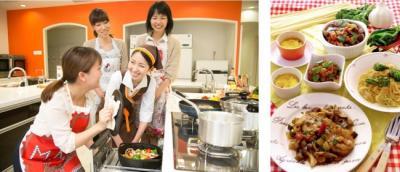 料理教室の経営は儲かる《開業資金を投資します》