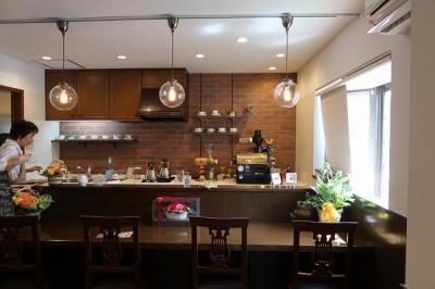 自宅でカフェの開業