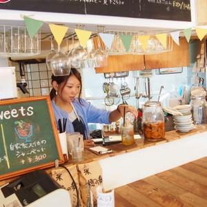 一人でカフェの開業