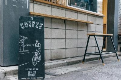 コーヒースタンドの開業