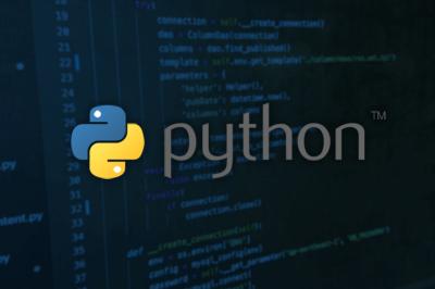 pythonの開業