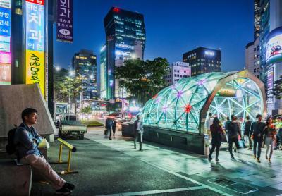韓国の開業