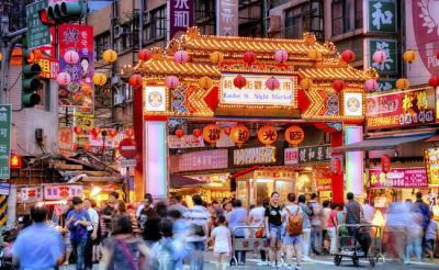 台湾の開業