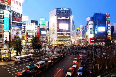 渋谷の開業