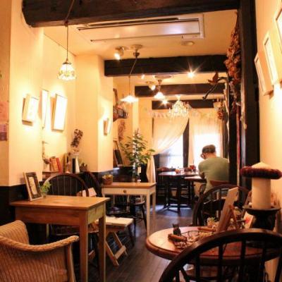 小さなカフェの開業