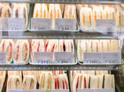 サンドイッチの開業