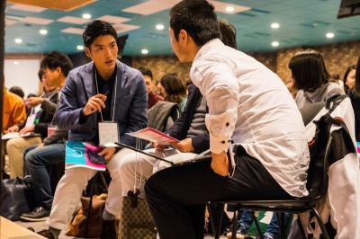 起業家の集まり《起業資金を投資します》