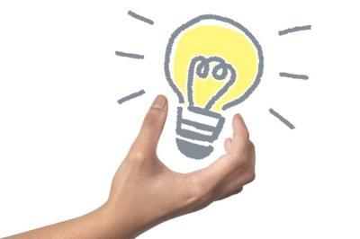 アイディアの開業