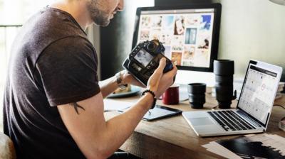写真販売は儲かる《起業資金を投資します》