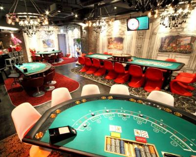 アミューズメントカジノの開業